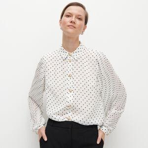 Reserved - Dámská košile - Vícebarevná