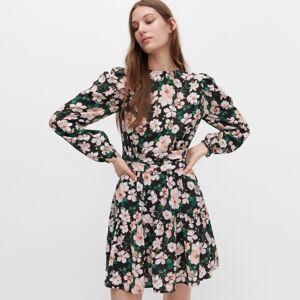 Reserved - Květované šaty - Vícebarevná