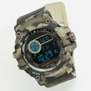Reserved - Sportovní hodinky - Béžová