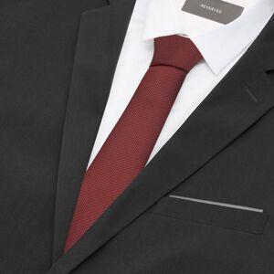 Reserved - Žakárová kravata - Bordó