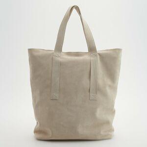 Reserved - Kožená taška - Béžová