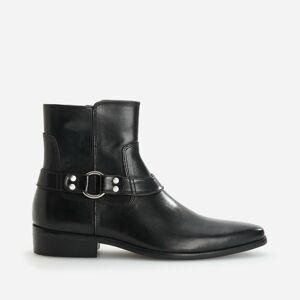 Reserved - Pánské kotníkové boty - Černý