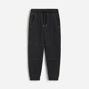 Reserved - Teplákové kalhoty - Černý