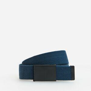 Reserved - Pánský pásek - Tmavomodrá